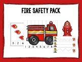 Preschool Fire Safety Pack