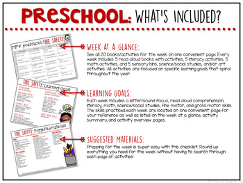 Preschool: Fire Safety {Plans and Printables}