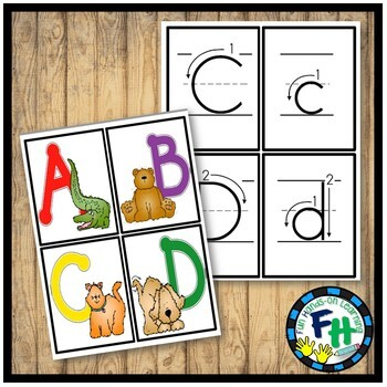 Preschool Flash Cards