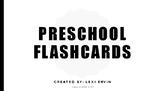 Preschool Flashcards