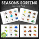 Four Seasons Sorting Activity  (REAL IMAGES)