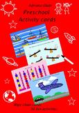 Fine Motor Activity Cards