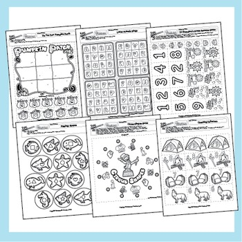 Learning Games - 20 Pack