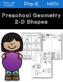 Preschool Geometry- 2D Shapes