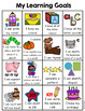 Pre-Kindergarten Goals Sheet