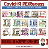 Preschool -Gr 2  No Equipment Activity Pack School License