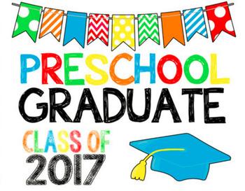 Preschool Graduate Sign