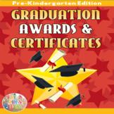 Preschool Graduation: Editable Diplomas & Certificates! End of the Year Awards