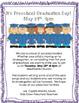 Preschool Graduation Invitation!
