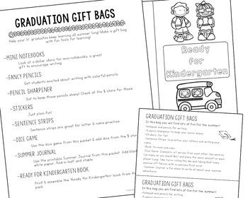 Preschool Graduation Pack