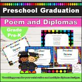 Preschool Graduation Poem For End of Year