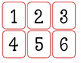 """Preschool Group Time Activity #11 ~ """"Can You Find The Number?"""""""