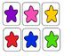 """Preschool Group Time Activity  #23 ~ """"Color Bingo"""""""