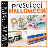 Preschool: Halloween {Plans and Printables}
