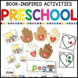 Preschool Hands & Hearts Book Companion