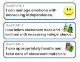 Preschool Head Start Program Performance Standards Cards