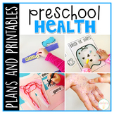 Preschool: Healthy Habits {Plans and Printables}
