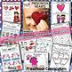 Hearts Preschoool Unit - Lesson Plan & Printables for PreK, Homeschool Preschool