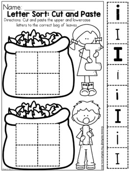 Preschool Home Learning Packet #2 NO PREP (Distance Learning)