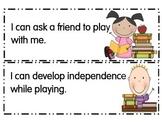 Preschool I Can Statements Arizona