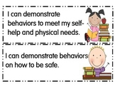 Preschool I Can Statements Wisconsin