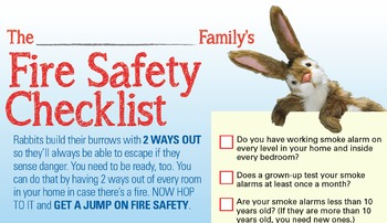 Preschool-Infant Lesson Plan and Detailed Activities- Fire Safety Week Theme