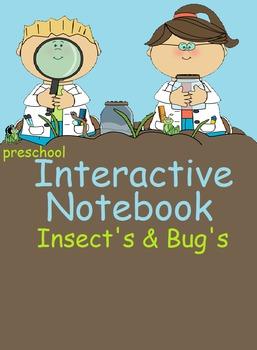 Preschool Interactive Notebook Good for children with Auti