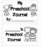 Preschool Journal Cover