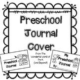 Preschool Journal Cover