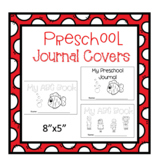 Preschool Journal Covers