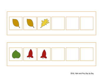 Preschool & Kindergarten Fall Bundle