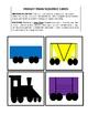 Preschool /Kindergarten Freight Train Pattern and Sequencing Game