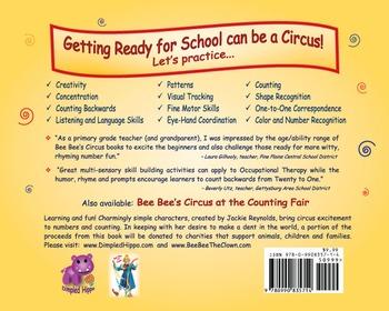 Preschool Kindergarten Numbers Counting