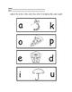 Preschool & Kindergarten Phonics