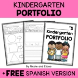 Kindergarten Assessment Portfolio
