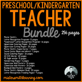 Preschool/Kindergarten Teacher Bundle
