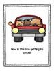 Preschool/ Kindergarten Transportation Planning