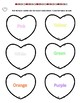 Valentine Packet- no prep- phonics, math and craft activities
