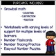 Preschool Kindergarten Winter Math Activities