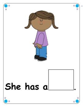 Preschool Language Pack