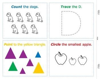 Preschool Launch Mat: Dinosaurs!