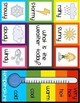 Preschool Learning Charts/ Circle Time Charts