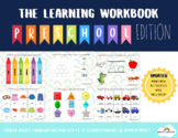 Preschool Learning Workbook