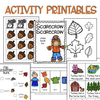 Preschool Lesson Plan- Autumn