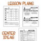 Preschool Lesson Plan- Autumn