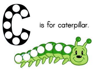 Preschool Lesson Plan and Detailed Activities- Butterflies and Caterpillars
