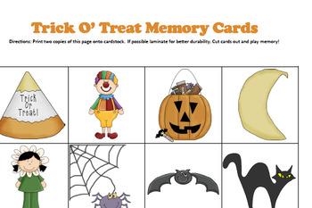 Preschool Lesson Plan and Detailed Activities- Halloween Week