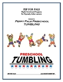 Preschool Lesson Plan for Gymnastic Tumbling Enrichment Specialty Classes