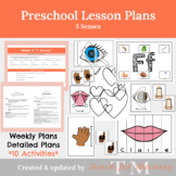 Preschool Lesson Plans: 5 Senses