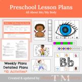 Preschool Lesson Plans: All About Me